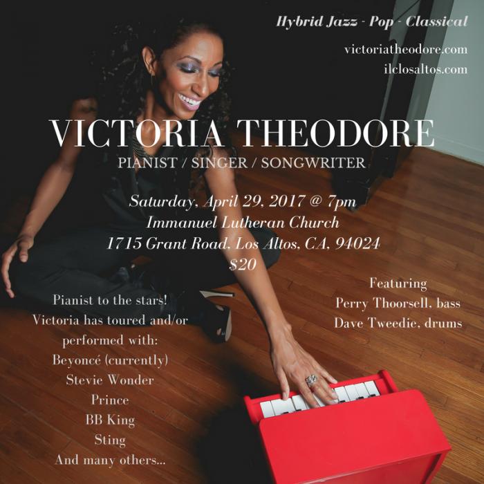 Victoria Theodore @ Immanuel Lutheran Church